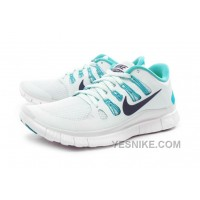 Big Discount ! 66% OFF! Nike Free 5.0 Womens White Black Friday Deals 2016[XMS1154]