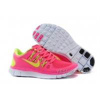 Big Discount ! 66% OFF! Nike Free 5.0 Womens Pink Black Friday Deals 2016[XMS1175]