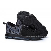 Big Discount ! 66% OFF! Nike KD 9 Black Grey Shoes