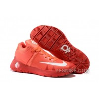 Big Discount ! 66% OFF! Cheap Nike KD Trey 5 IV Bright Crimson/University Red/Metallic Silver/White For Sale