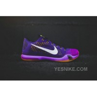 "Big Discount ! 66% OFF! Kobe 10 Elite Low ""Draft Pick"" Mens Basketball Shoes"