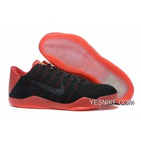 Official NikeKobe 11 Black Red Gold Cheap To Buy MmSpYZ