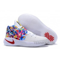 "Big Discount ! 66% OFF! Nike Kyrie 2 ""Effect"" Mens Basketball Shoes"