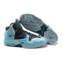 Big Discount ! 66% OFF! Nike LeBron 11 Armory Slate/Gamma Blue-Light Armory Blue For Sale 312590