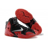 "Big Discount ! 66% OFF! Nike LeBron 11 ""Away"" Mens Basketball Shoes"