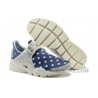 Big Discount ! 66% OFF! Nike Sock Dart SP Independence Day The Chilipepper
