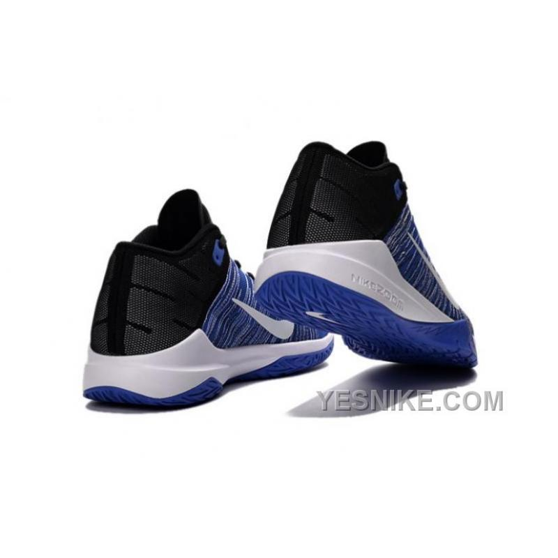 info for c7452 dc263 Nike Zoom Ascention White Blue Crimson 832234 101 Men ...