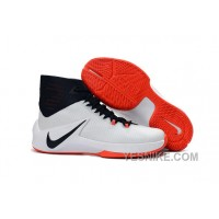 Big Discount ! 66% OFF! Nike Zoom Clear Out White/Obsidian/Bright Crimson