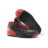 Big Discount! 66% OFF! Nike Air Jordan Flight Origin 2 Black Red Grade School Lifestyle Shoe