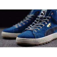 Christmas Deals Puma Suede Winterized Women Sneakers