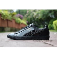 Authentic Puma CLYDE WRAITH KPU Black