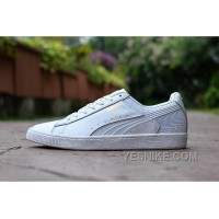 Super Deals Puma CLYDE WRAITH KPU WHITE