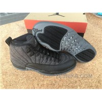 Big Discount! 66% OFF! Women Sneakers Air Jordan XII Wool AAA 236 A6td6