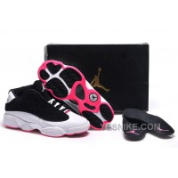 "Big Discount! 66% OFF! Air Jordan 13 Retro Low GS ""Hyper Pink"" For Sale 2015"