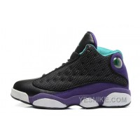 Big Discount! 66% OFF! Girls-Air JD 13 Retro GS Grape Black/Atomic Teal-Ultraviolet For Sale DYdat