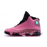 Big Discount! 66% OFF! Women Air Jordan 13 Limited Collection Pink Leopard