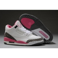 Big Discount! 66% OFF! Women's Air Jordan III Retro AAA 208