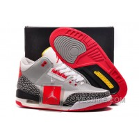 Big Discount! 66% OFF! Women's Air Jordan III Retro AAA 209