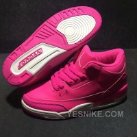 Big Discount! 66% OFF! Women Air Jordan III Retro Sneakers AAAA 220