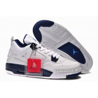 "Big Discount! 66% OFF! Girls Air Jordan 4 Retro ""Columbia"" For Sale 2015"