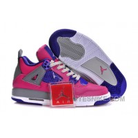 Big Discount! 66% OFF! Women's Air Jordan IV Retro AAA 245