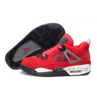 Big Discount! 66% OFF! Women's Air Jordan 4 Retro Suede Leather 229