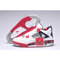 Big Discount! 66% OFF! Women's Air Jordan 4 Retro 208