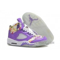 Big Discount! 66% OFF! Women Air Jordan 5 Retro AAA 220