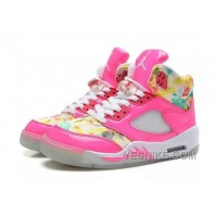 Big Discount! 66% OFF! Women Air Jordan 5 Retro AAA 219