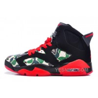 Big Discount! 66% OFF! Air JD 6 Retro GS Camo Black Red For Sale Online 2GHSx