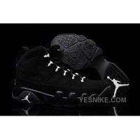 Big Discount! 66% OFF! 2016 Air Jordan 9 GS Anthracite/White-Black For Sale