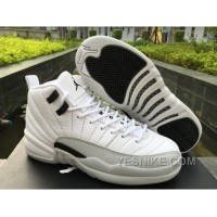 Big Discount! 66% OFF! Women Air Jordan 12 Barons YcFSB