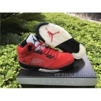 Big Discount! 66% OFF! Women Air Jordan 5 Raging Bull