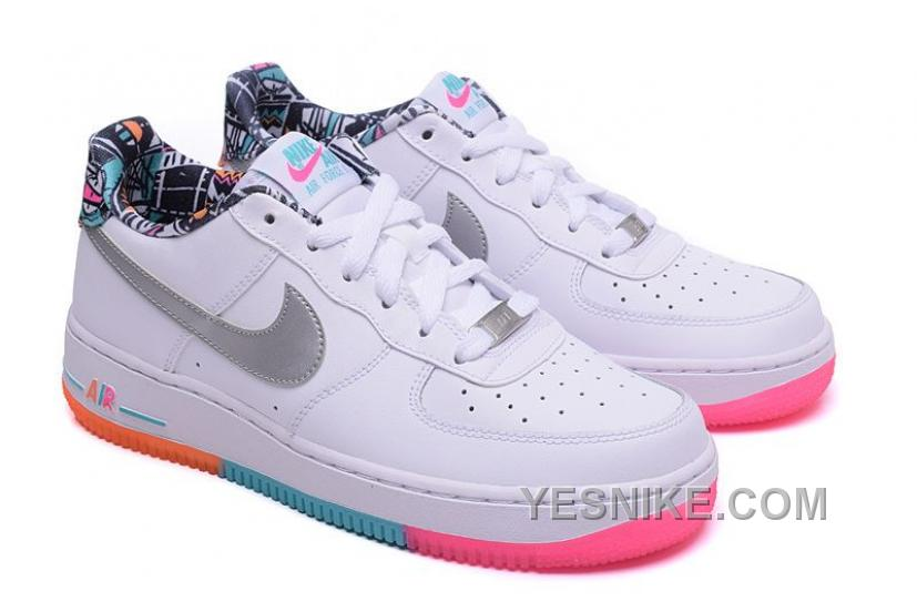 The 10: Nike Air Force 1 low sneakers