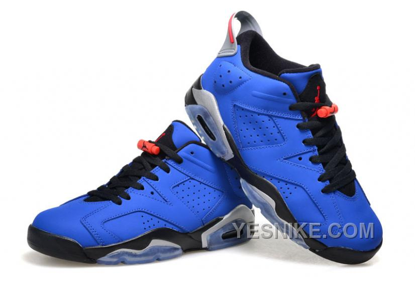 Big Discount! 66% OFF! Men Basketball Shoes Air Jordan VI Retro Low AAA 258