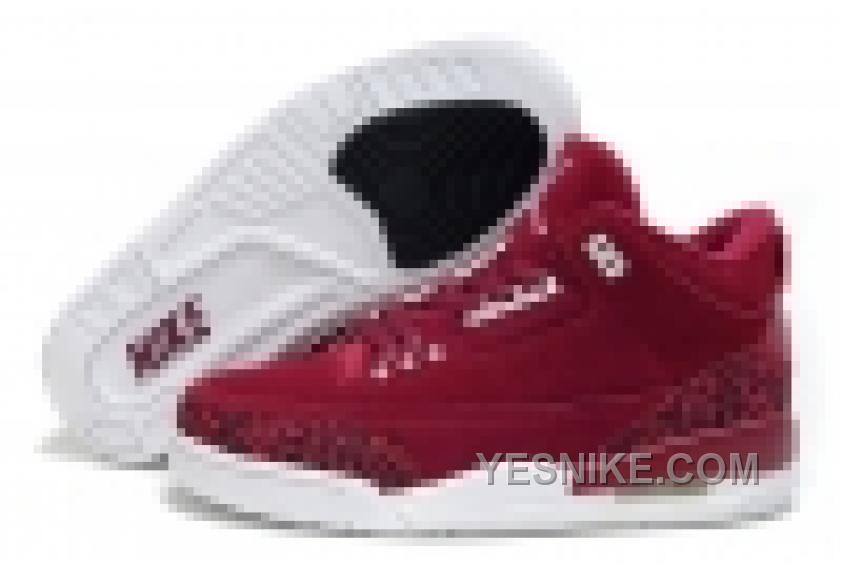 Big Discount! 66% OFF! Nike Air Jordan 3 Retro Pour Femme Rouge TP6N3