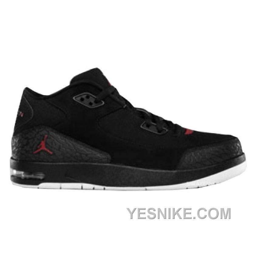 Big Discount 66 OFF Air Jordan After Game Black Varsity Red White 428825008