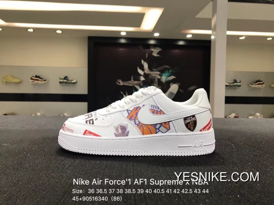 Air Sku Collaboration Nike 300 Force1 Forceful Aq8017 Size Nba Graffiti Af1 Tripartite X Sneakers Shipping Free O8nw0PXNk
