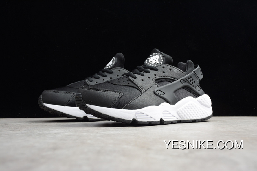 5ad642c5c14a Huarache 1 Black And White 634835-006 Women Shoes And Men Shoes Latest