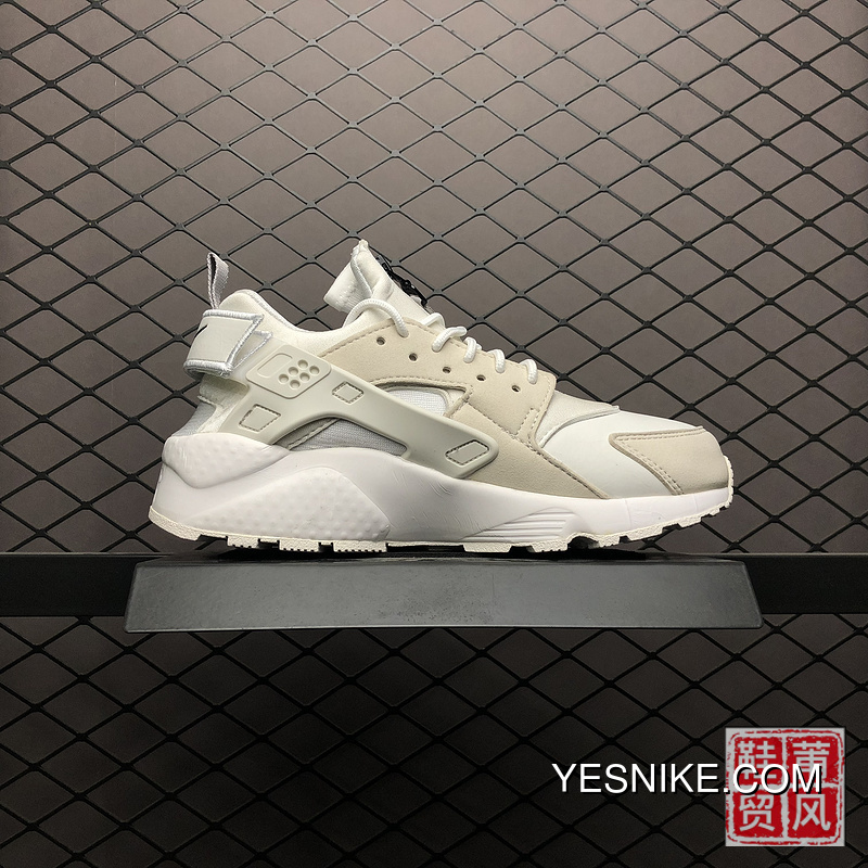 63bae14403db8 ... Nike Air Huarache Run AS QS 1 Retro Zipper Jogging Shoes AH8048-100 Top  Deals ...