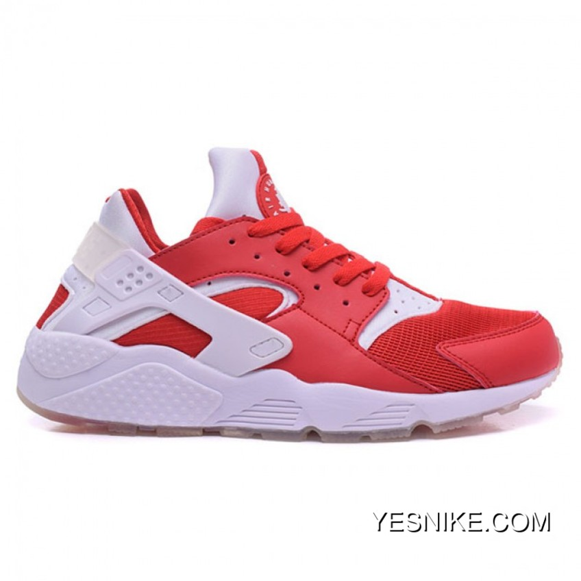 check out b3a4a c45f5 Mens Womens Nike Air Huarache City Pack Milano Red And White Online