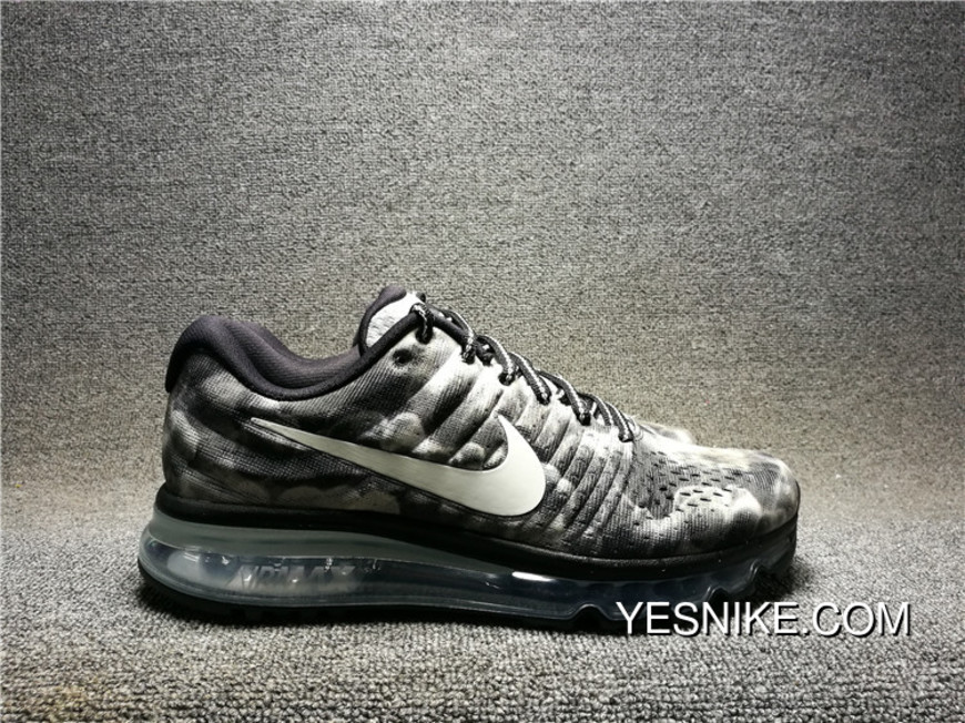 Discount High Quality Nike AIR MAX2017 Mesh Breathable Foam Step Shoes 918091 994 Luminous Reflective Men Shoes