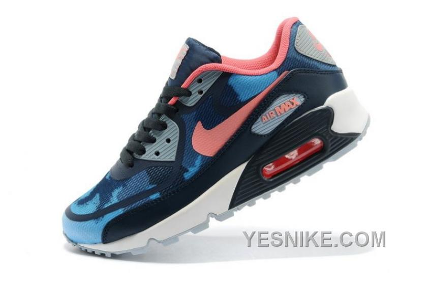 Big Discount! 66% OFF! Nike Air Max 90 Premium Tape Multi Color Camo