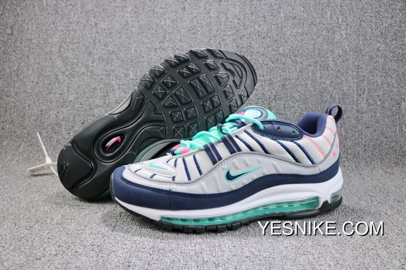Nike Air Max 98 Retro Sport Zoom Running Shoes Men Shoes 640744 005 New Release