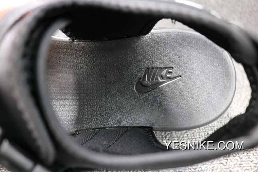 dfd35a5a2e4 OFF-WHITE X Nike Air VaporMax Sandals All Black Women Shoes And Men Shoes  850588