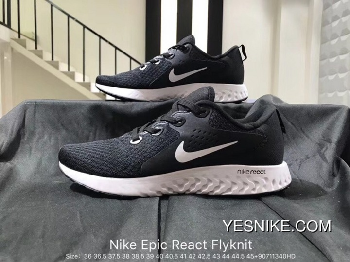 b348782504411 Nike Epic React Flyknit React 2.0 Knit Odyssey Running Shoes 2.0 Foot Feels  Similar To Boost