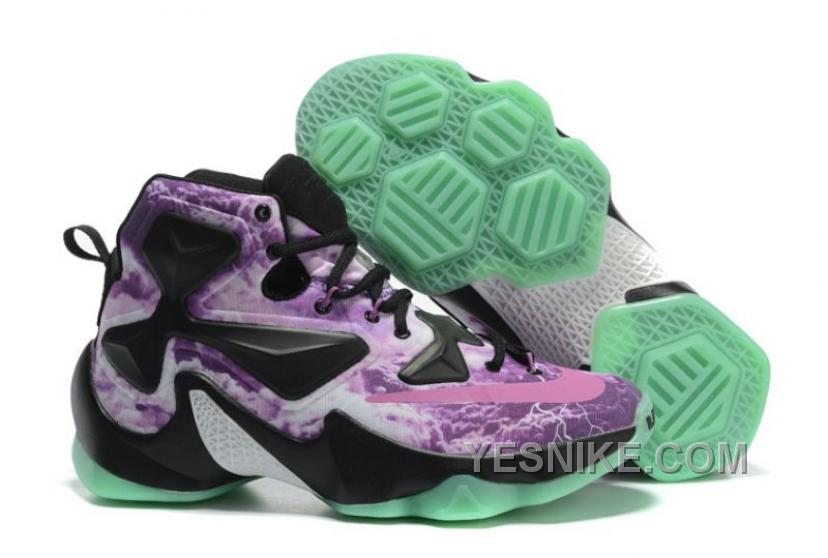 online store 97ddb ac649 Big Discount ! 66% OFF ! Custom LeBron James Shoes