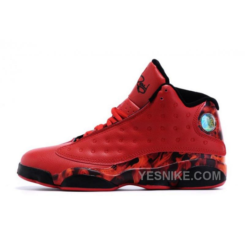 "b08e0e42475a2e Big Discount! 66% OFF! Air Jordan 13 Ray Allen ""Miami Heat"" Custom ..."