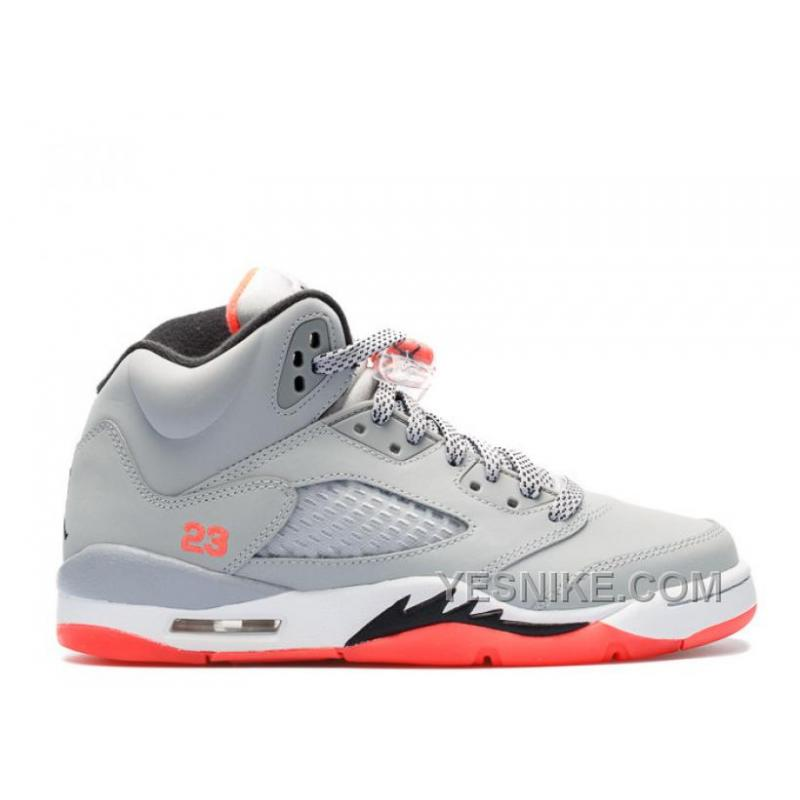 połowa ceny sklep konkurencyjna cena Big Discount! 66% OFF! Air Jordan 5 Retro Gg Girls Hot Lava Sale