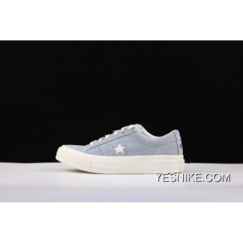 The Only Collaboration Blockbuster Golf Le Fleur X Converse One Star Series Hip hop Dont Golf Wang New Style